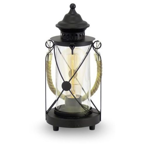 Eglo 49283 - lampa stołowa bradford 1xe27/60w/230v