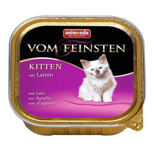 Animonda Vom Feinsten CAT Kitten Jagnięcina 100g