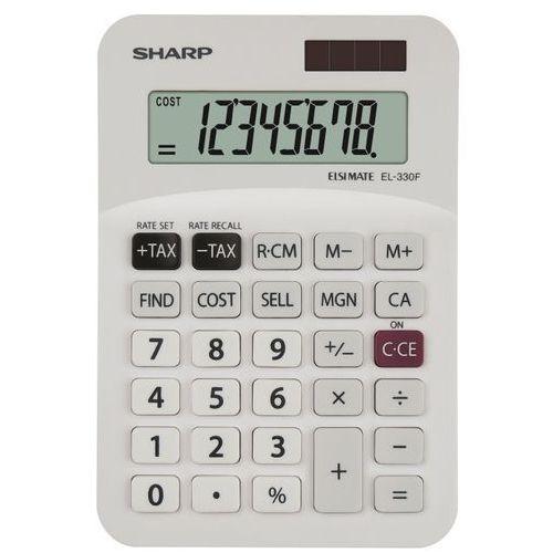 Kalkulator Sharp EL330FB BIAŁY Darmowy odbiór w 20 miastach!