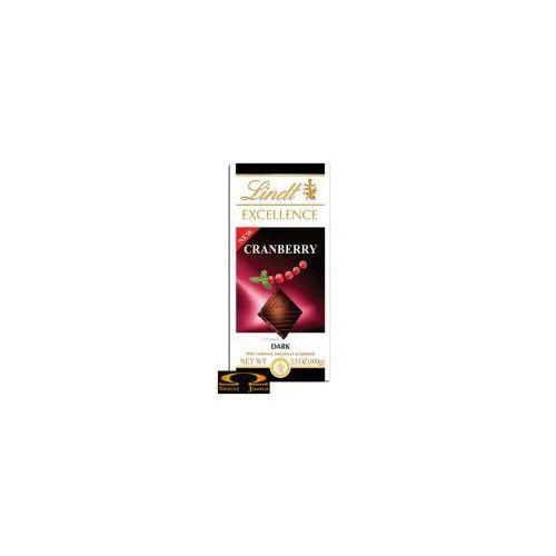 Czekolada Lindt Excellence Cranberry 100g, 07F3-995F3