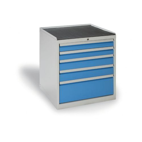 Szafa warsztatowa z szufladami, 5 szuflad marki Kovos