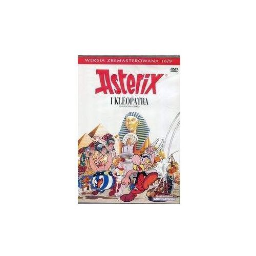 Asterix i kleopatra (płyta dvd) marki Cass film