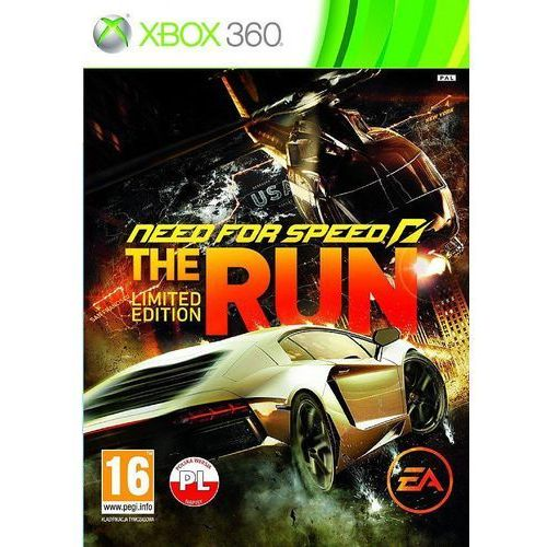 Need for Speed The Run, wersja językowa gry: [polska]