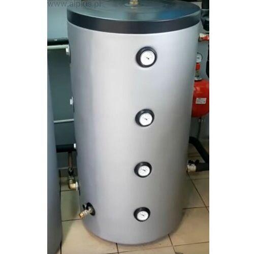 Bufor ERMET 80L Bez Wężownicy do CO - Zbiornik Buforowy Zasobnik Akumulacyjny 80 litrów, 90cm x 49cm - Wysyłka Gratis