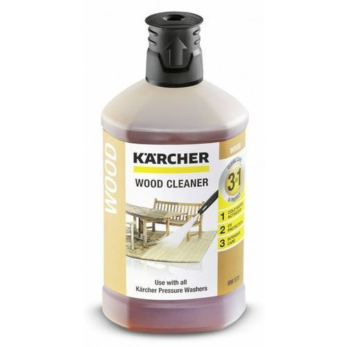 Środek czyszczący  do drewna 3 w 1 marki Karcher