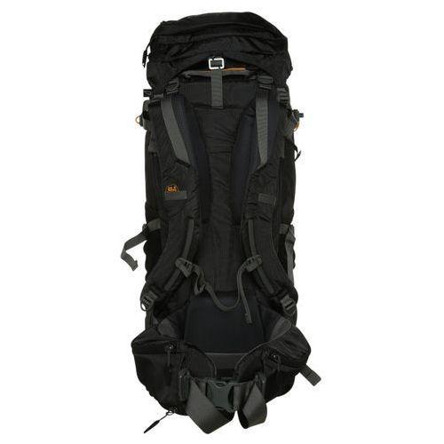 Jack Wolfskin HIGHLAND TRAIL 42 Plecak trekkingowy black
