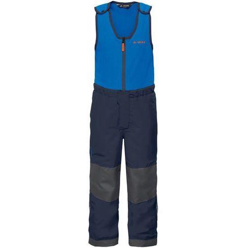 VAUDE Fast Rabbit III Spodnie długie Dzieci niebieski 110/116 2018 Spodnie narciarskie, kolor niebieski
