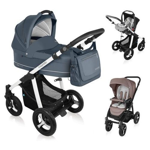lupo comfort new+fotelik (do wyboru) od producenta Baby design