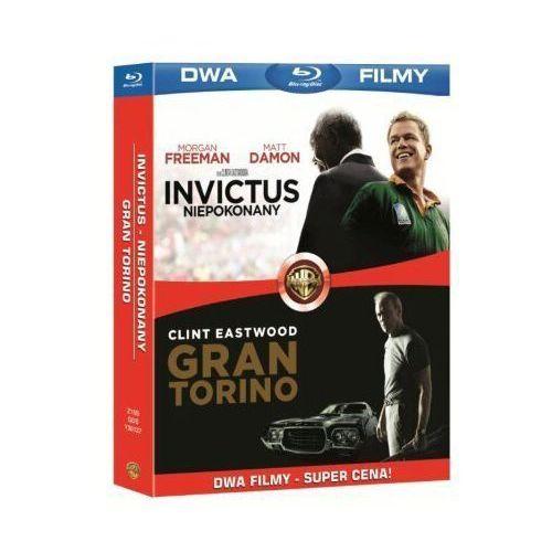Gran Torino/Invictus - Niepokonany (2xBlu-Ray) - Clint Eastwood z kategorii Pozostałe filmy