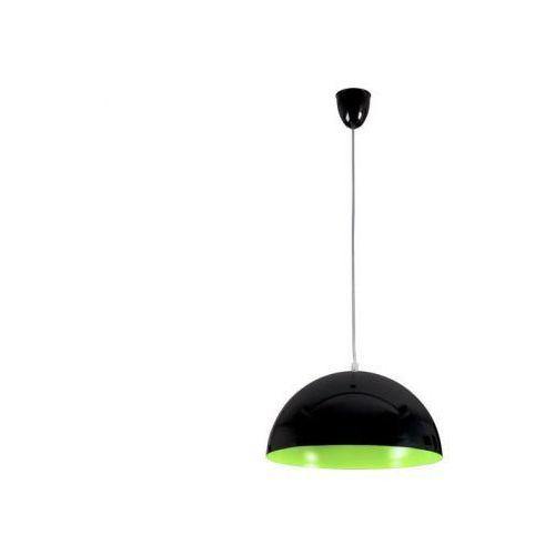 HEMISPHERE BLACK-GREEN FLUO S LAMPA WISZĄCA NOWODVORSKI 5778, kolor czarny,