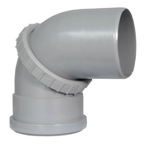 Kolano WC uniwersalne Jano 110 mm skręcane, K4018