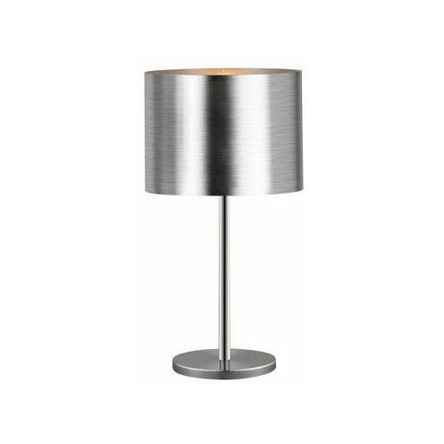 Eglo SAGANTO Lampa stołowa Nikiel matowy, 1-punktowy - Nowoczesny - Obszar wewnętrzny - SAGANTO - Czas dostawy: od 2-3 tygodni