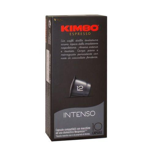 Kimbo Intenso Nespresso 10 kapsułek, 1835