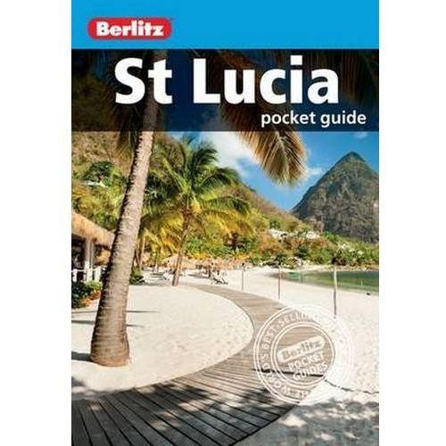 Berlitz: St Lucia Pocket Guide, książka z kategorii Literatura obcojęzyczna