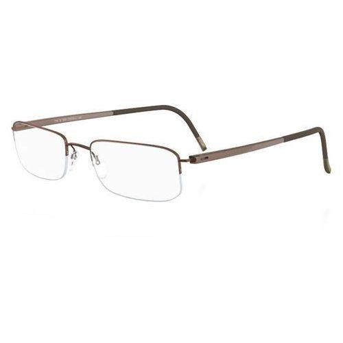 Silhouette Okulary korekcyjne  zenlight nylor 7785 6050
