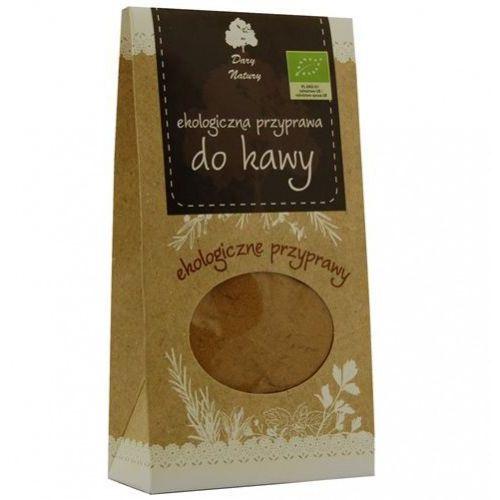 Przyprawa do kawy Eko 50g - Dary Natury, 5902741008961