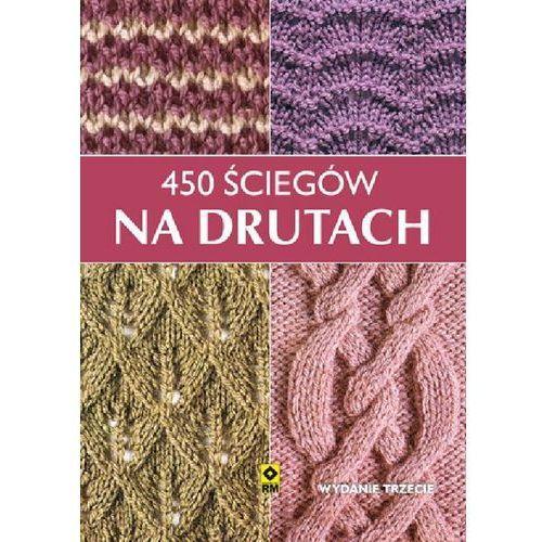 450 ściegów na drutach (2014) - OKAZJE