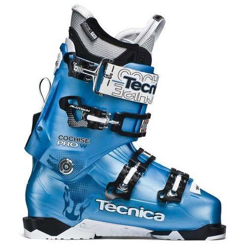 Tecnica Buty narciarskie cochise pro 98 mm w niebieski/czarny 25.5