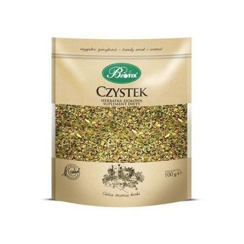 Herbata ziołowa czystek monozioła 100 g  marki Bifix