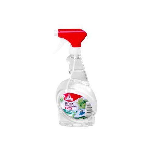 Woda do prasowania spray zielona herbata marki Metrox