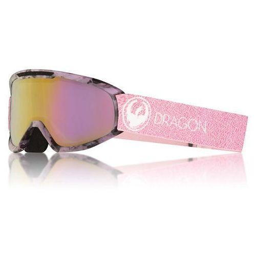 Gogle snowboardowe - dx2 bonus mill/pinkion+dksmk (270) rozmiar: os marki Dragon