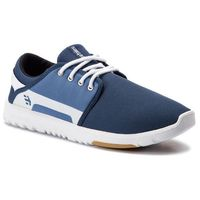 Sneakersy ETNIES - Scout 4101000419 Navy/White/Blue 474