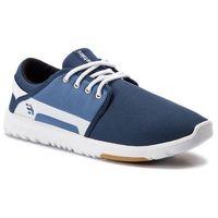 Sneakersy - scout 4101000419 navy/white/blue 474 marki Etnies