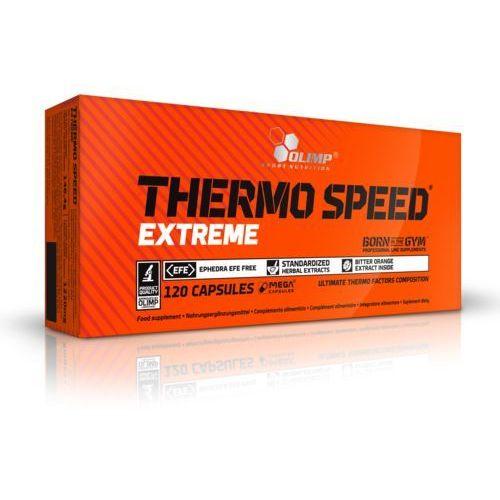 Olimp Thermo Speed Extreme - 120 kaps.