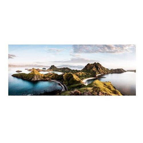Obraz Canvas 60 x 150 cm Views Komodo