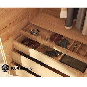 Wsad do szafy dębowej Modern duży 100cm