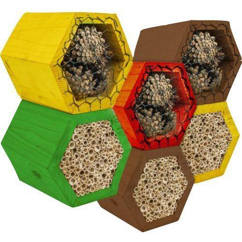 Biowin Domek dla pożytecznych owadów 16x14x14cm 751006 (5908277703745)