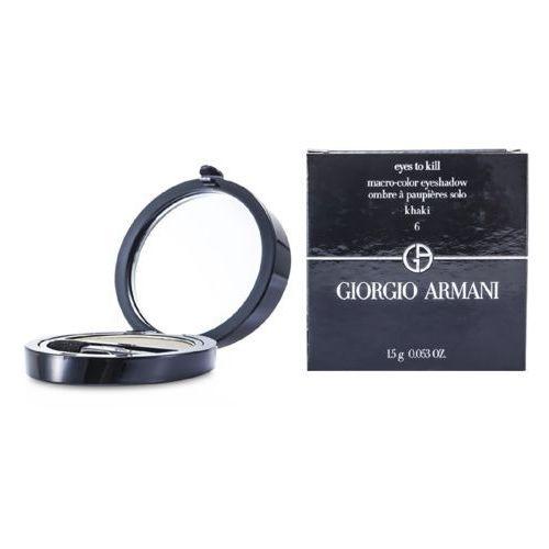 Giorgio eyes to kill solo khaki 6 [w] marki Armani