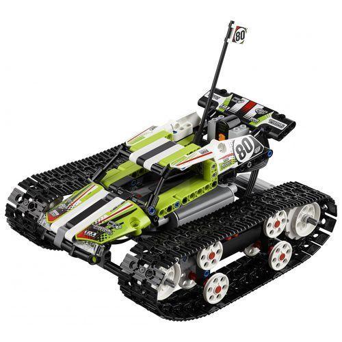 LEGO Technic, Zdalnie sterowana wyścigówka, 42065. Najniższe ceny, najlepsze promocje w sklepach, opinie.