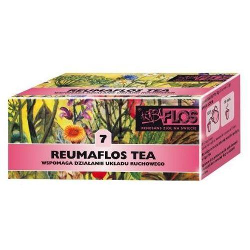 Reumaflos tea 7 fix 2g x 25 saszetek marki Herbaflos