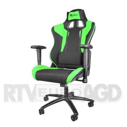 GENESIS Fotel dla gracza NITRO 770 czarno-zielony NFG-0908 - odbiór w 2000 punktach - Salony, Paczkomaty, Stacje Orlen (5901969407433)