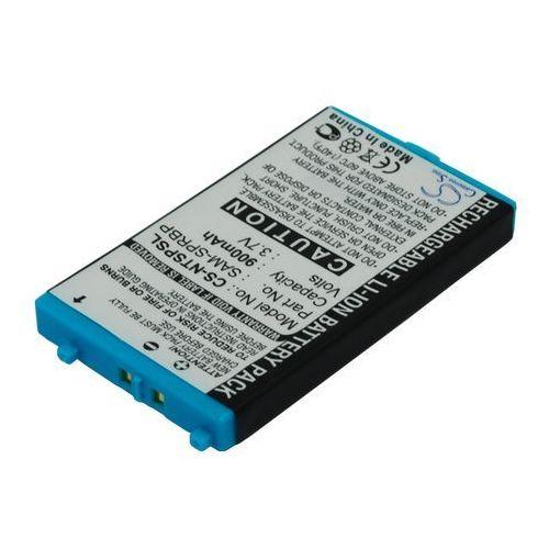 Nintendo Advance SP / SAM-SPRBP 900mAh 3.33Wh Li-Ion 3.7V (Cameron Sino), CS-NTSPSL