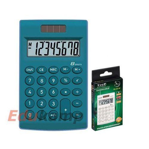 Kalkulator kieszonkowy 8-pozycyjny tr-252-b toor marki Grand