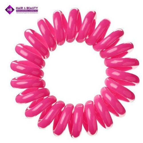 Invisibobble candy pink różowe gumki do wosów 3 pack (4260285370731)