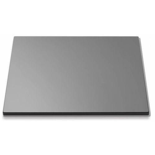 Rosseto Płyta kwadratowa czarna ze szkła hartowanego | różne wymiary