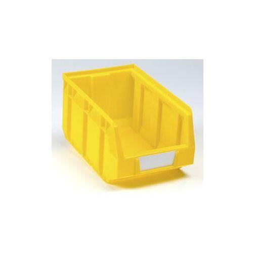 Vipa Otwarty pojemnik magazynowy z polietylenu,dł. x szer. x wys. 237 x 144 x 123 mm