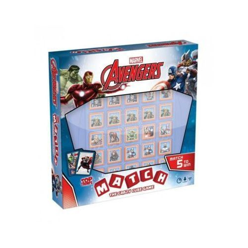Winning moves  match avengers (5036905028691)