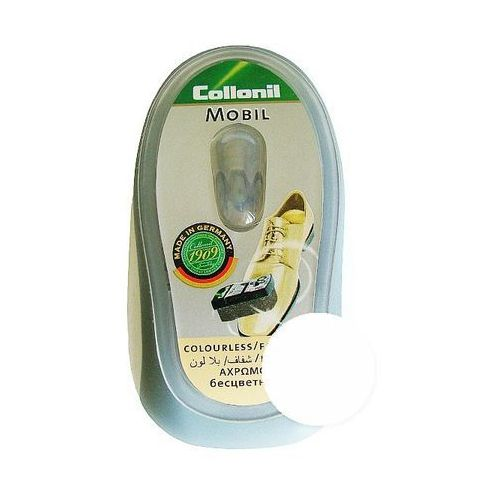 Gąbka do czyszczenia i nabłyszczania butów Collonil bezbarwna - produkt z kategorii- Pozostałe akcesoria obuwnicze