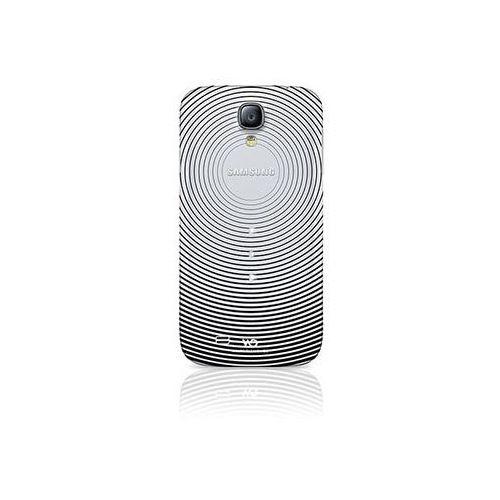 Etui HAMA do Samsung Galaxy S4 White Diamonds Gravity Czarny, kolor czarny