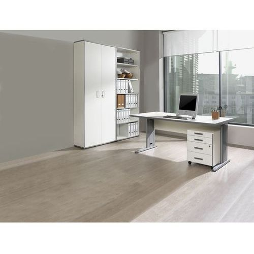 Jack - zestaw mebli do biura,biurko, kontener na kółkach, szafa marki Unbekannt
