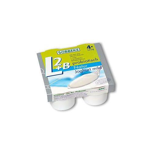 Jogurt probiotyczny abc bio 4 x125 g - marki Sobbeke