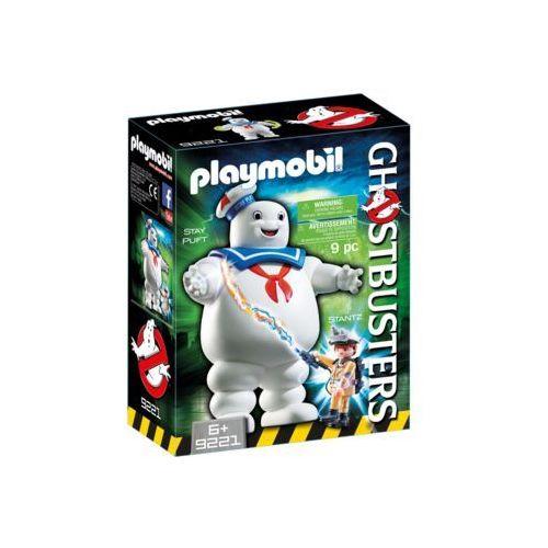 Playmobil GHOSTBUSTERS Figurka stay puft marshmallow man 9221