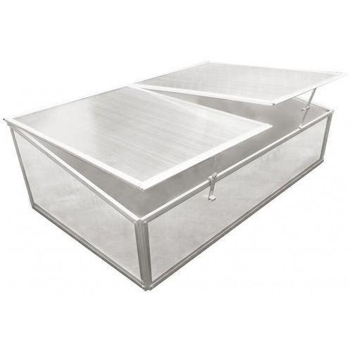 Hecht czechy Hecht seedbed szklarnia ogrodowa aluminiowa 108x56x41 - oficjalny dystrybutor - autoryzowany dealer hecht
