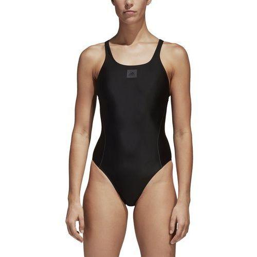 Strój do pływania adidas essence core solid BP5384, kolor czarny
