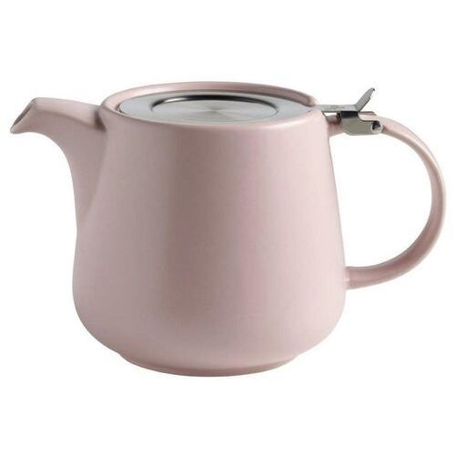 Maxwell & williams - tint - dzbanek do herbaty, różowy, 1,20 l