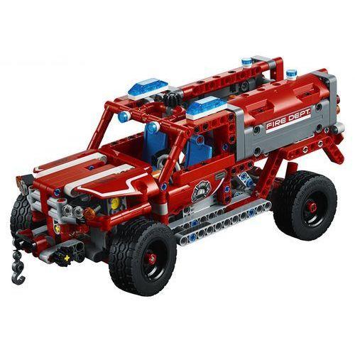 42075 POJAZD SZYBKIEGO REAGOWANIA (First Responder) KLOCKI LEGO TECHNIC